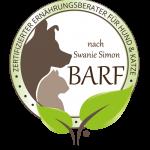 BARF nach Swanie Simon - Label